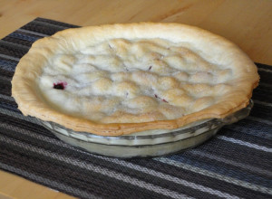 Cherry time, part 1 – cherry pie